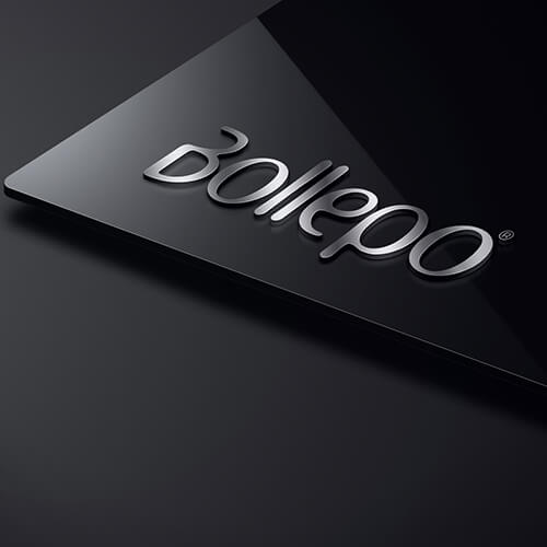 Bollepo- Premium Quality Modern Logo Design for Amazon FBA Seller, Amazon Image Infographics