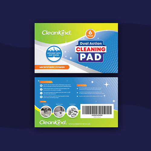 CleanKind- Amazon Product Insert, Flyer, Thank You Design, Amazon Image Infographics