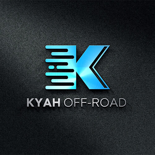 Kyah Off Road- Premium Quality Modern Logo Design for Amazon FBA Seller, Amazon Image Infographics