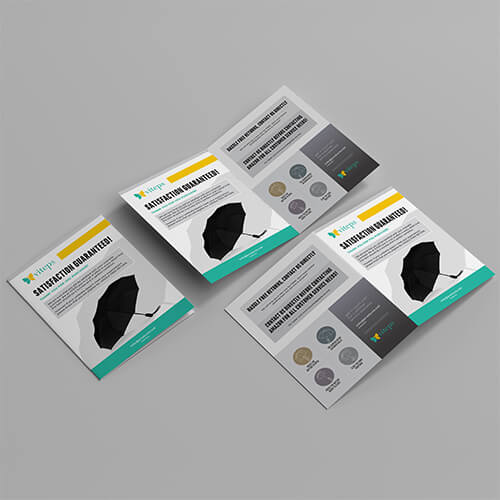 Viteps- Amazon Product Insert, Flyer, Thank You Design, Amazon Image Infographics