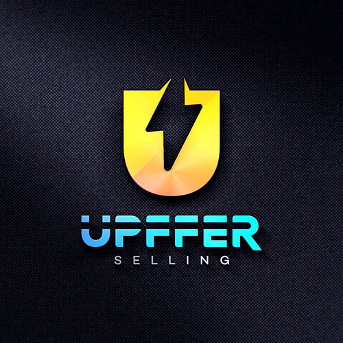Uffer Selling-Premium Quality Modern Logo Design for Amazon FBA Seller
