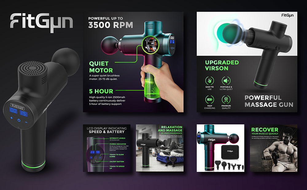 Product Infographic Example