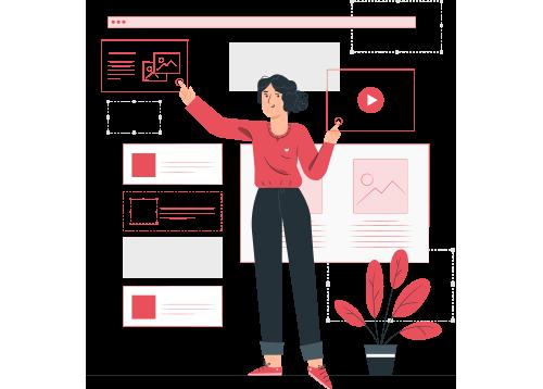 Engaging Visual Enhanced Brand Content