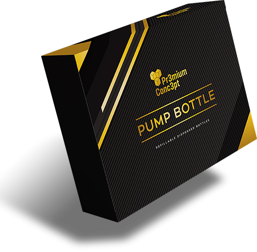 Product packaging design example